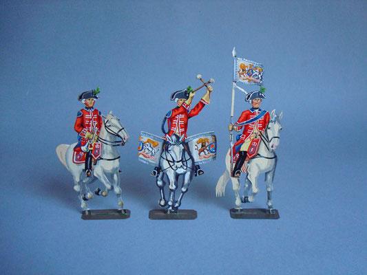Schachtel 095 - Bild 3 - Hannover Garde du Corps