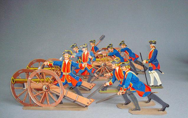Schachtel 038 - Bild 3 - England Royal Artillerie