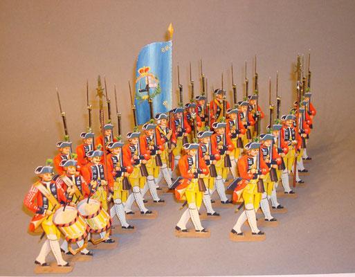 Schachtel 122 - Bild 1  - Hannover Infanterie-Regiment 4B