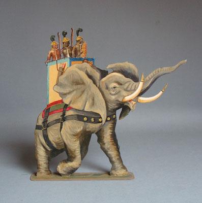 Schachtel 029 - Bild 1 - Nubier Kriegselefant