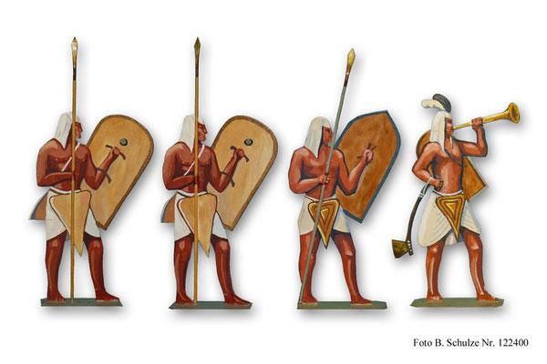 Schachtel 007 - Bild 3 - Ägypten Garde Rames II
