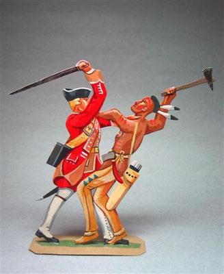 Schachtel 043 - England Infanterie-Regiment Nr.  48