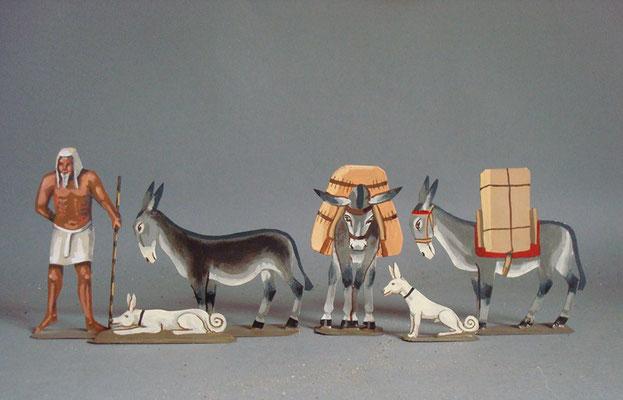 Schachtel 002 - Bild 3 - Ägyptisches Volk