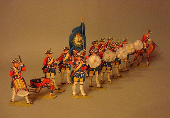 Hannover Infanterie-Regiment 4A von Bock