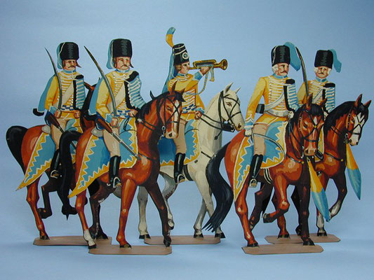 Braunschweig Husaren-Regiment Riedesel