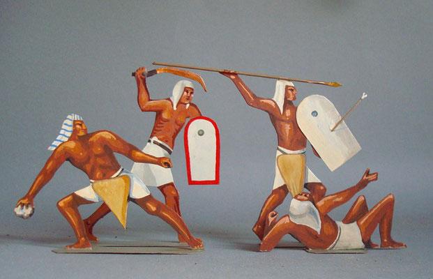 Schachtel 009 - Bild 2 - Ägypten schwere Infanterie Rames II