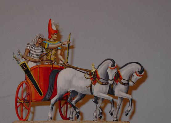 Schachtel 018 - Bild 1 - Ägypten Rames II