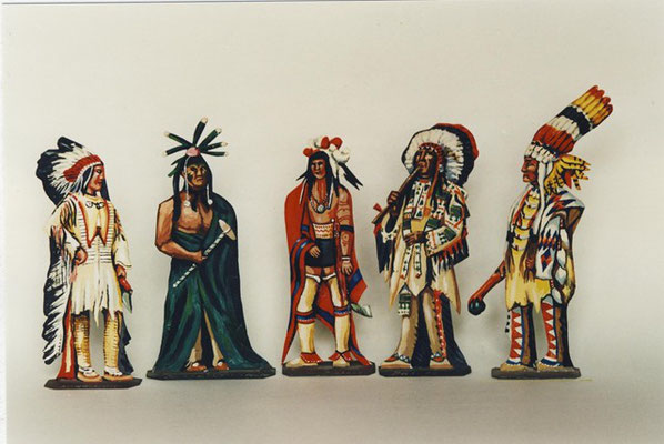 Schachtel 043 - Indianer