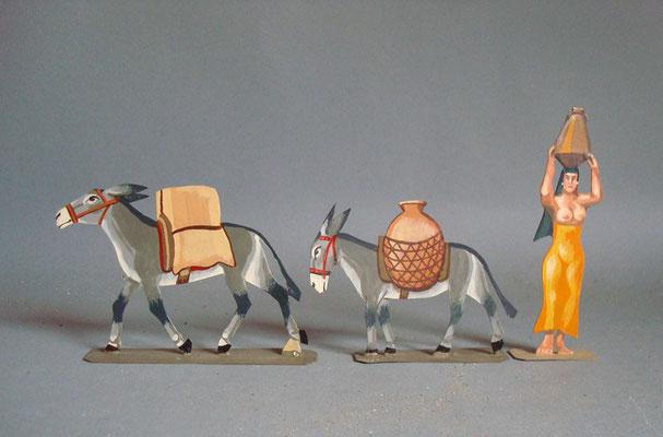 Schachtel 002 - Bild 4 - Ägyptisches Volk