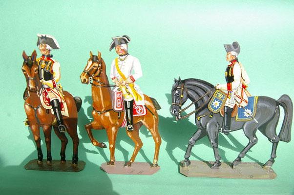 Schachtel 169 - Bild 10  - Preußen Stab: Offizier Kürassier-Regiment Nr. 1, Generaladjutannt, Kürassier-Offz Nr. 10