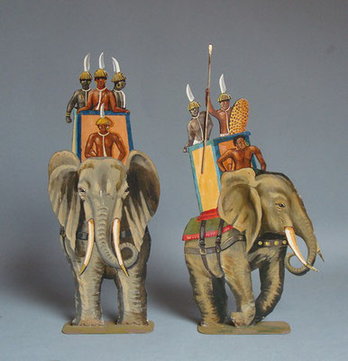 Schachtel 029 - Bild 4 - Nubier Kriegselefant