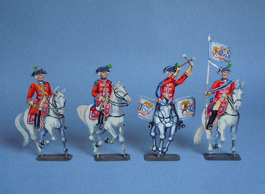 Schachtel 095 - Bild 2 - Hannover Garde du Corps