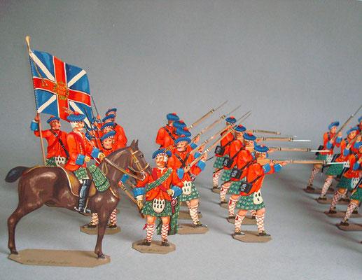Schachtel 039 - Bild 3 - England Schotten Nr. 42