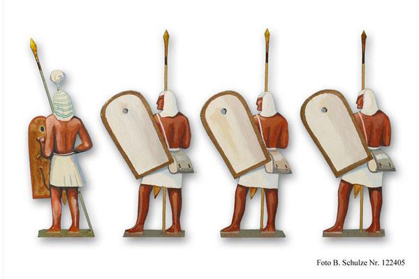 Schachtel 007 - Bild 2- Ägypten Garde Rames II