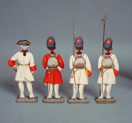 Schachtel 061 - Bild 3 - Franz. Grenadiere Reg. Bearn