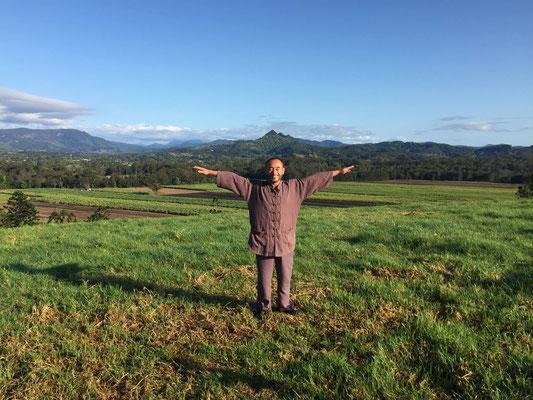 Vidéo de Maître Liu Deming sur l'élément Terre