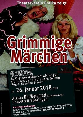 Grimmige Märchen Theater Pralka