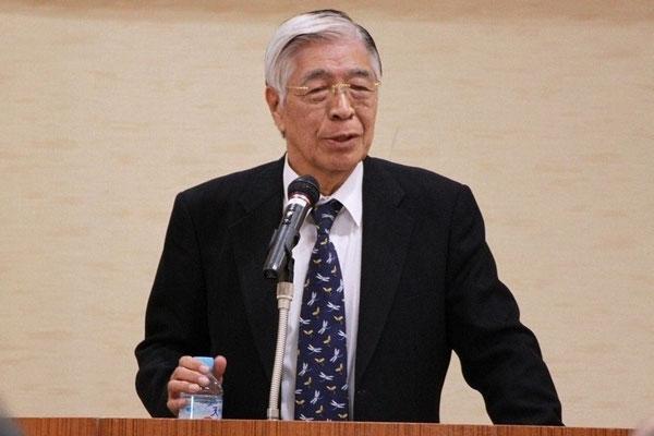 基調講演:佐藤栄佐久さん(前福島県知事)