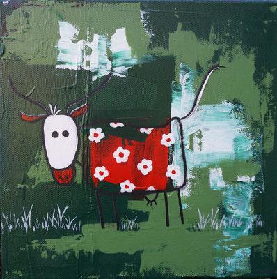 Trilogie Swiss Cow #3