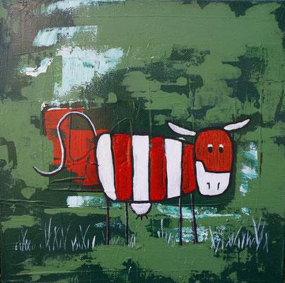 Trilogie Swiss Cow #2