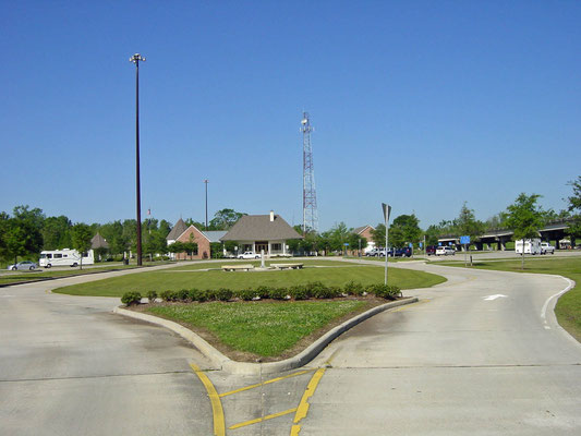 Atchafalaya Willkommen Zentrum (Louisiana)