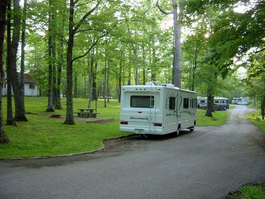Crabtree Meadows Campground