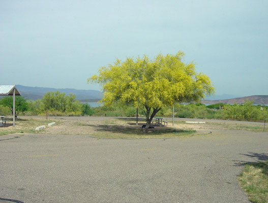 Windy Hill Recreation Site, Theodore Roosevelt Lake