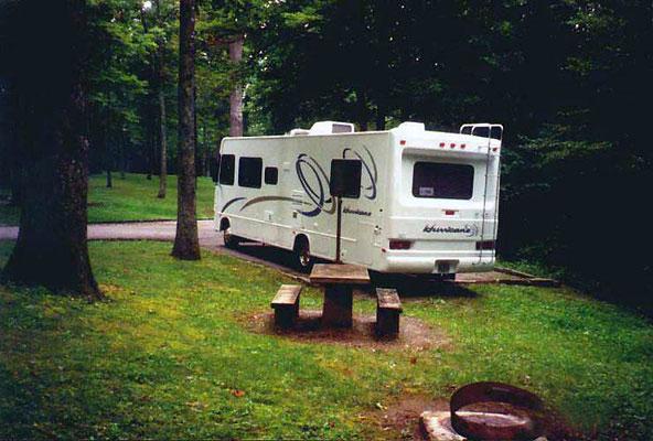 Crabtree Campground