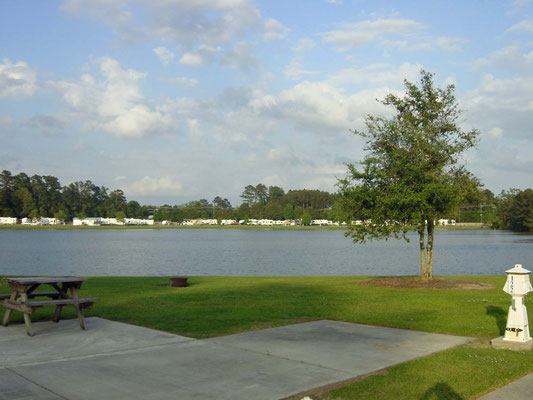 Lakeside RV Park, Livingston, Louisiana