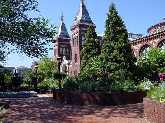 Smithsonian Arts & Industries Building