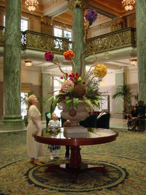 Main lobby of Joseph Smith Building