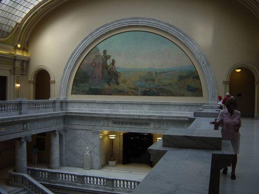 State Capitol, Salt Lake City