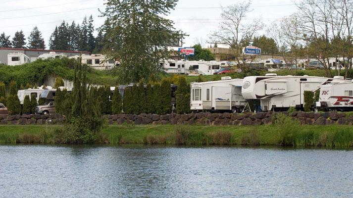 Lakeside RV Park, Everett
