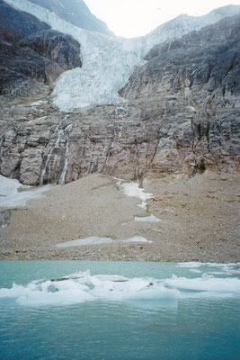 Angel Glacier - Mt-Edith Cavel
