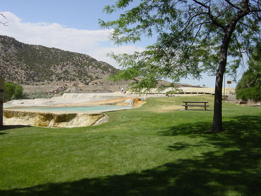Thermopolis Hot Springs State Park