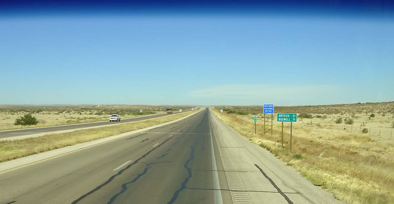 auf der US 285