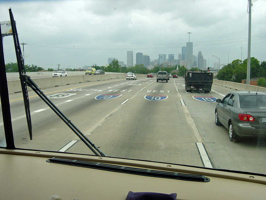Interstate 10, Houston