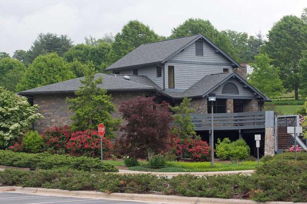 Visitor Center North Carolina