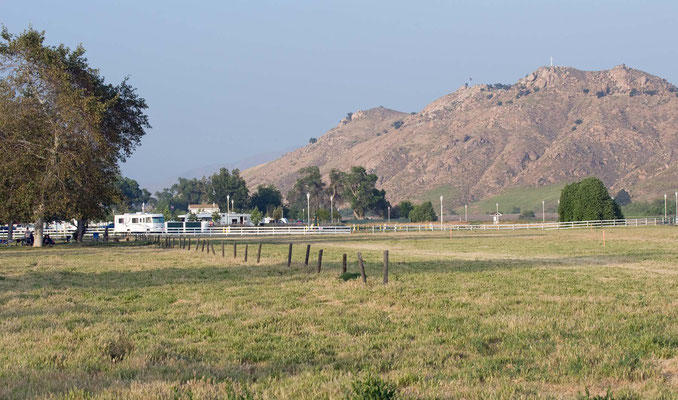 Cottenwood Campground, Rancho Jurupa Park, Riverside, California
