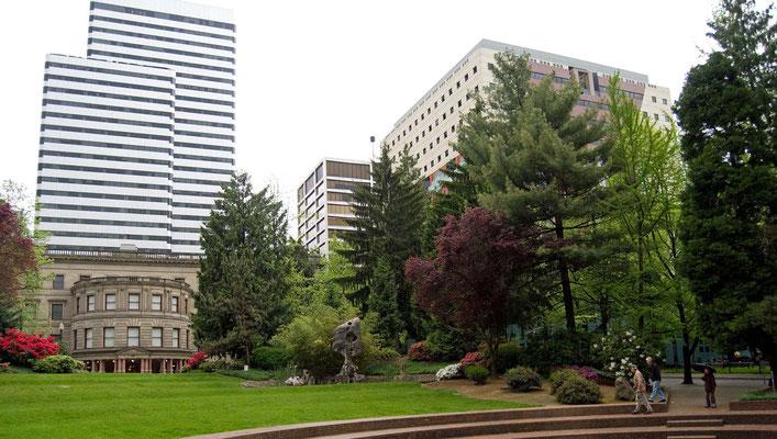 City Hall, Portland