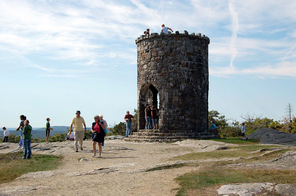 Mt Battie, Camden Hills