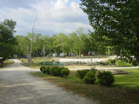 Florida Springs RV Resort & Campground