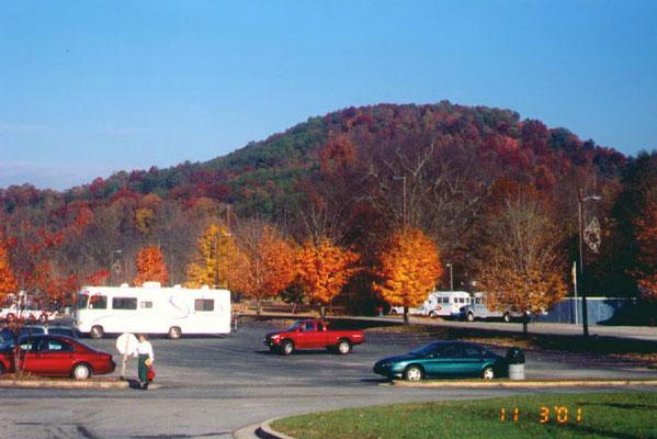Herbstfärbung bei Helen