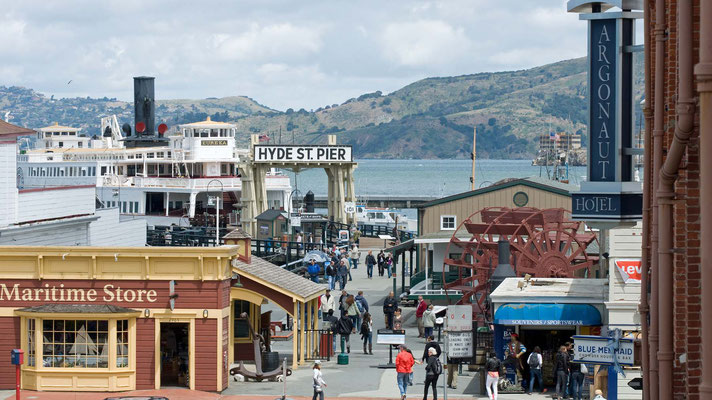 Hyde St. Pier, San Francisco