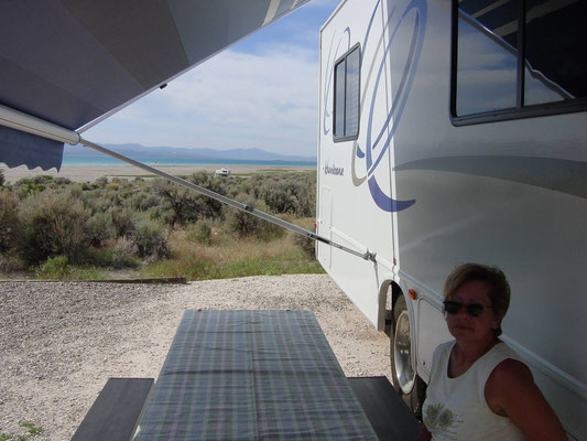 State Park Campground East, Bear Lake