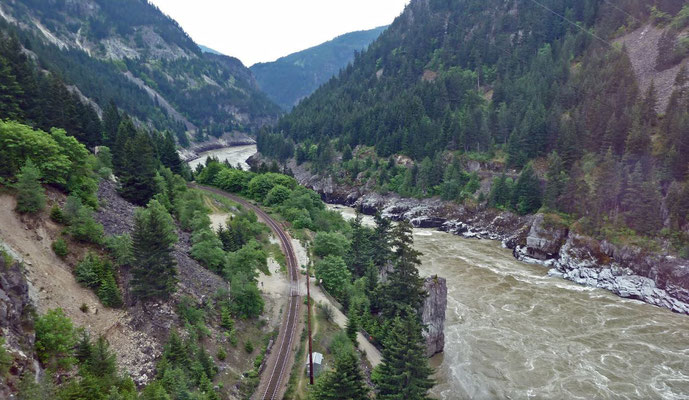 Thompson River (Google Maps)