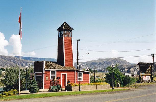 Feuerwehr-Haus, Ashcroft