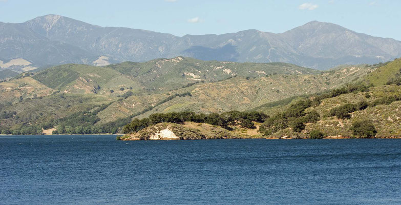 Cachuma Lake, California