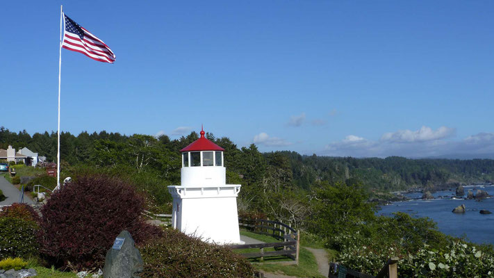 Memorial Lighthouse, Trinidad