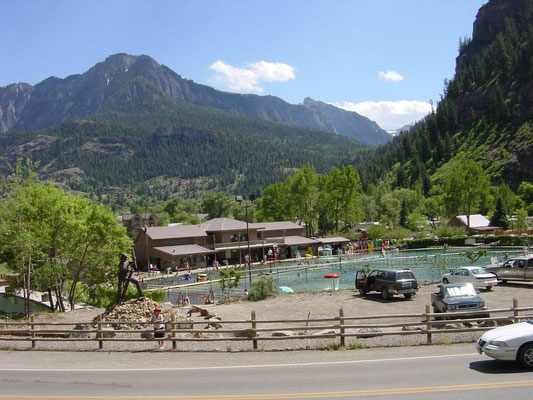 Mineral Hot Springs, Ouray